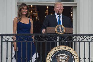 Трамп поздравил американцев с Днем независимости