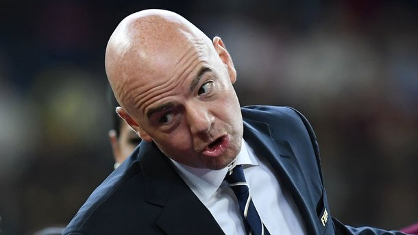 Канал BBC просит FIFA поменять время начала заключительного матчаЧМ