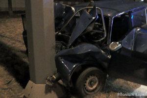 В Харькове пьяный водитель устроил смертельное ДТП