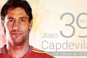 Знаменитый футболист Жоан Капдевила во второй раз завершил карьеру
