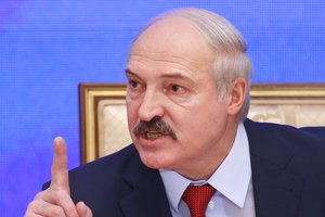 Lukashenko made a statement on the work of the OSCE mission in Ukraine