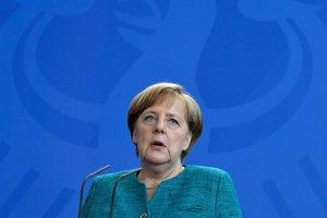 Merkel called their main task at the G20 summit