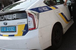 В Одессе патрульные сбили женщину