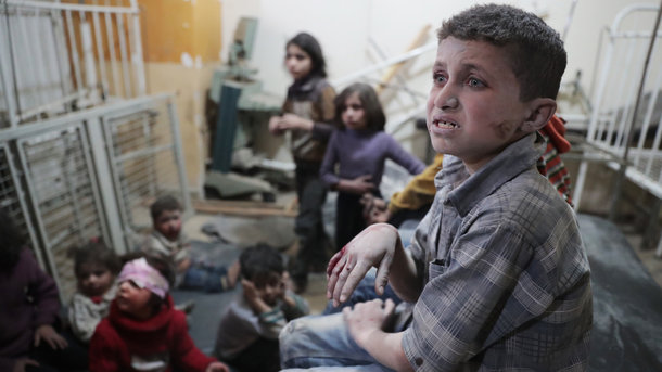 Вхиматаке вСирии был использован зарин— РФ признает