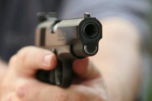 Судья открыл стрельбу в кафе в Херсонской области