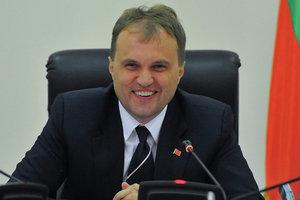 Escaped to Moldova ex-