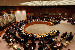 Russia blocked the statement of the security Council on DPRK media