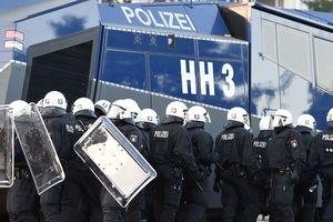 В Гамбурге произошли стычки между полицией и демонстрантами