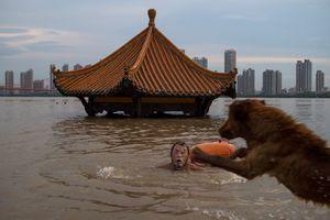 Наводнение в Китае: десятки погибших, разруха и миллиардный ущерб