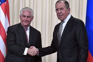 At the G20 summit Tillerson will meet with Lavrov