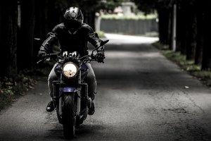 Мотоциклист погиб, врезавшись в дерево в Житомирской области