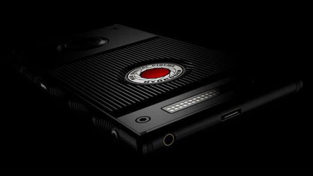 Производитель видеокамер для Голливуда разработал смартфон сголографическим дисплеем
