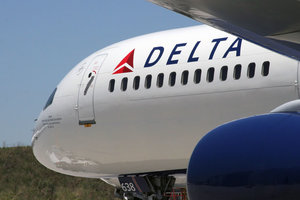 Passenger tried to hijack a plane DELTA