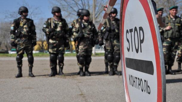 Мужчина вез вЛуганск тысячу клинков для шпаг. таможенники изъяли