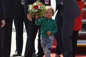 Трехлетний сын премьера Канады умилил всех на саммите G20