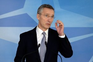 Stoltenberg announced a meeting of the Russia-NATO to discuss Ukraine