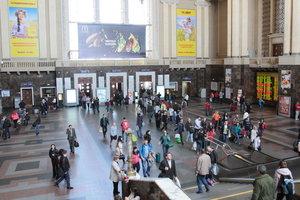В Киеве на вокзале появился бесплатный Wi-Fi