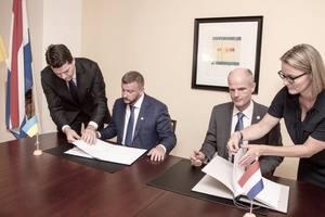 Украина и Нидерланды подписали соглашение расследованию катастрофы рейса MH17 - Петренко