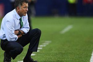 Главный тренер сборной Мексики дисквалифицирован на шесть матчей