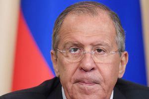 """Лавров: """"Беседа с Тиллерсоном не выявила отхода от минских договоренностей"""""""