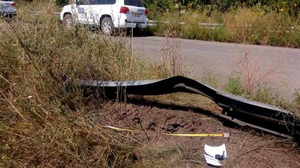 Двое местных граждан пострадали в итоге подрыва под Майорском