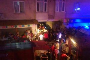 In Turkey, an explosion occurred
