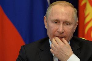 """Самолет Путина по пути на саммит """"Большой двадцатки"""" облетел страны НАТО"""