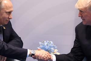 Putin shared his impressions of the meeting with trump