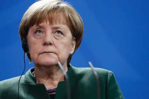 Merkel and macron stated that the alternative to the