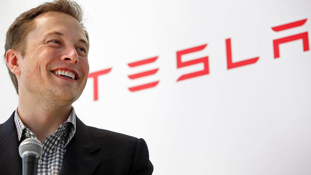 Илон Маск продемонстрировал свою Model 3