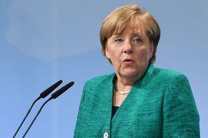 Merkel expressed