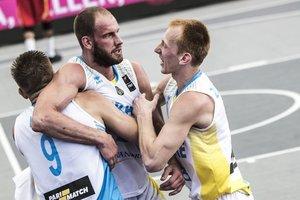 Сборная Украины - бронзовый призер чемпионата Европы по баскетболу