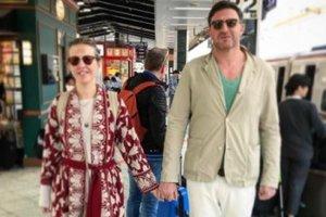 Максим Виторган опубликовал нежный снимок Ксении Собчак с сыном