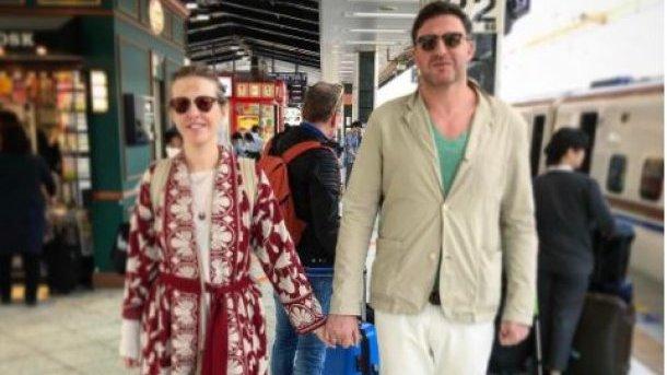 Ксения Собчак иМаксим Виторган выложили новое фото сына