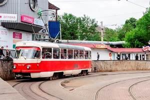 В Киеве до конца лета отменят трамваи №14 и №15
