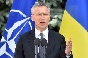 """Украина должна идти в НАТО с помощью """"субстантивного партнерства"""" - Столтенберг"""