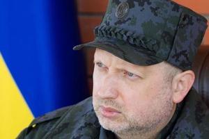 Турчинов предложил увеличить расходы на оборону и безопасность на девять миллиардов гривен