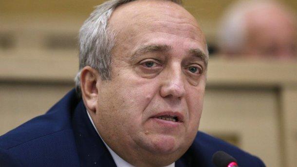 Франц Клинцевич. Фото: ТАСС