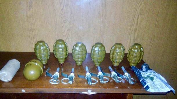 Намариупольском вокзале схвачен военнослужащий с7 гранатами инаркотиками