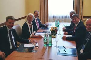 Украина согласовала с МВФ запуск реформы налоговой службы