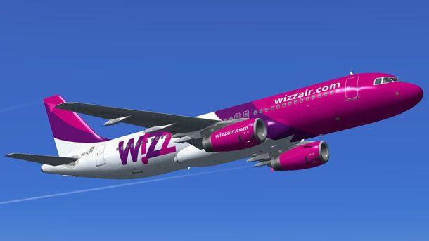 WizzAir представила особые тарифы для пассажиров Ryanair вгосударстве Украина