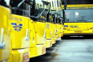 В Киеве завтра до утра закроют троллейбусный маршрут №8