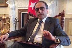 Турция поддерживает вступление Украины в НАТО - посол