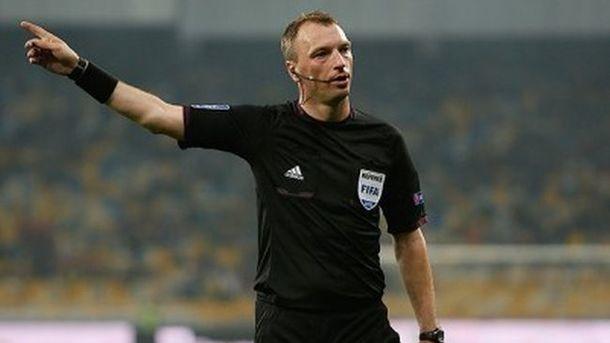 «Шахтер» и«Динамо» узнали арбитра Суперкубка