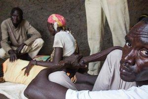 В Йемене холерой заболели 300 тысяч человек