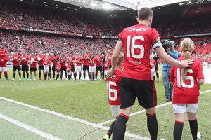 """Новым капитаном """"Манчестер Юнайтед"""" стал Майкл Каррик"""