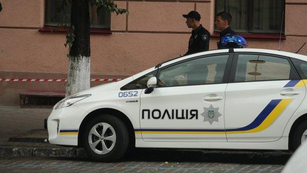 ВОдессе спогоней задержали преступников  «Лото-маркета»