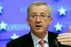 В Украину прибыл президент Еврокомиссии Жан-Клод Юнкер