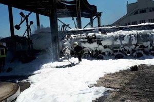 В Одессе умер один из пострадавших при взрыве на нефтебазе
