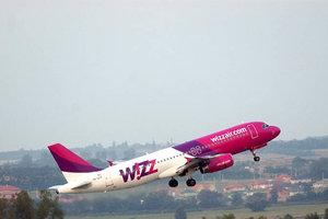 Лоукостер Wizz Air начнет активнее работать в Украине